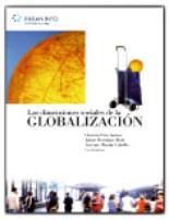 Dimensiones sociales globalización